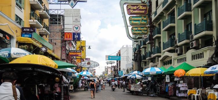 DearWorldTraveler - Bangkok