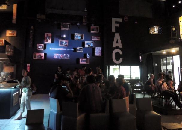DearWorldTraveler - F.A.C. - Coolest Club in Havana
