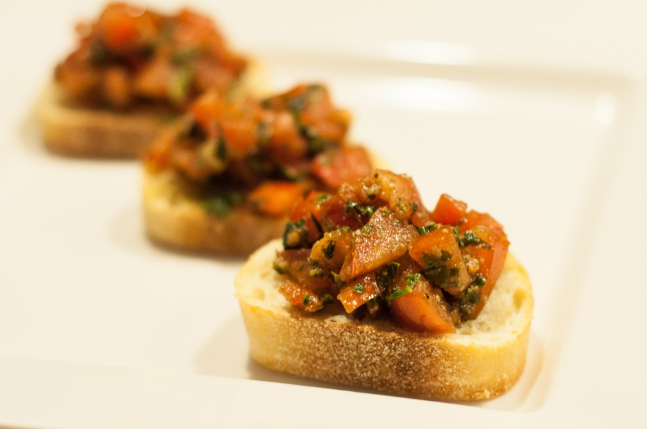 DearWorldTraveler - Must-Have Bruschetta Recipe