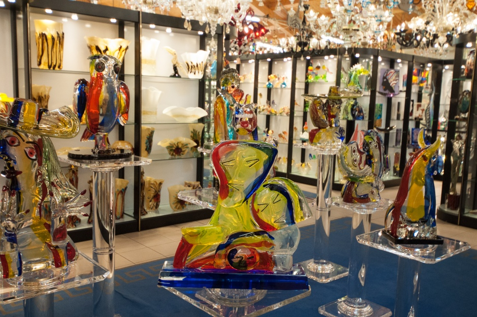 DearWorldTraveler - Venetian Glass on the Island of Murano